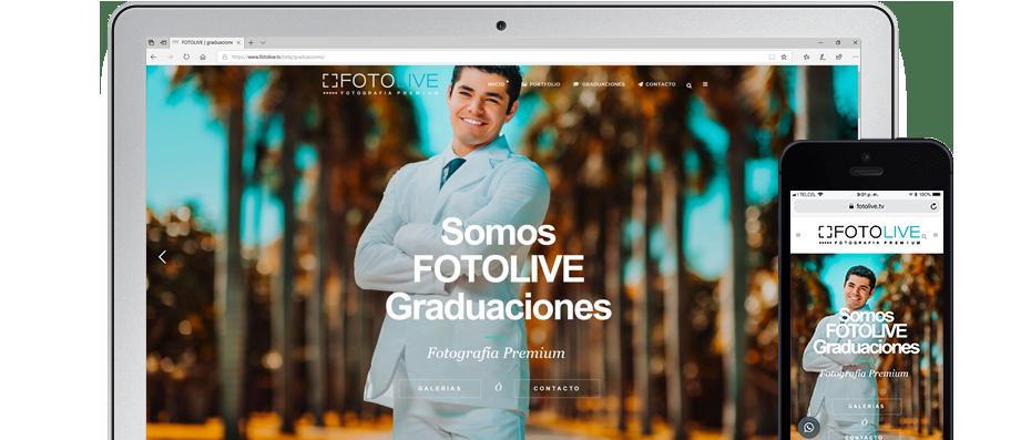 FOTOLIVE graphic web mobil